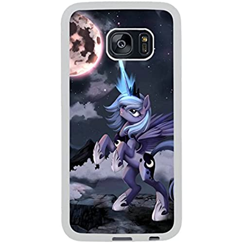 Genuine Samung Galaxy S7 Edge My Little Pony (2) White Phone Case Sales