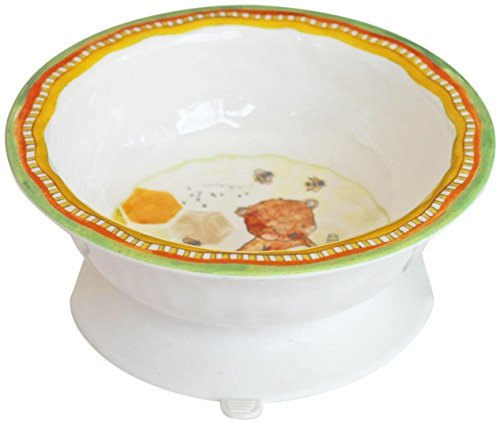 Baby Cie Doux Comme Du Miel 'Sweet As Honey' Textured Suction Bowl, Multicolor (Baby Cie Suction Bowl)