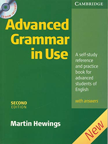 Advanced Grammar in Use With CD ROM -
