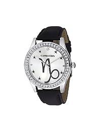 Unisex Crystal Zodiac Horoscope Watch - Capricon