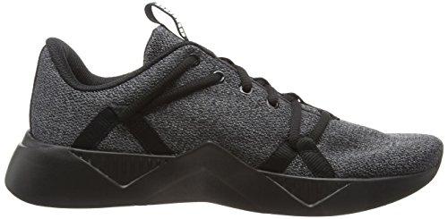 Puma de Deporte Puma Incite 01 Zapatillas Negro Wn's Black para Knit Mujer 6xrqS6