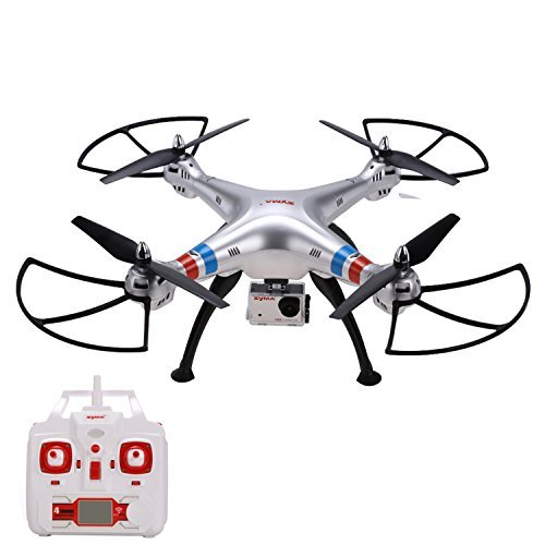 Coocheer Syma X8G 2.4GHz 4CH 6 Axis Headless Mode RC...