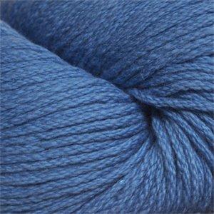 Cascade Avalon Yarn (Worsted Weight Cotton Acrylic Blend) Blue Curacao #39