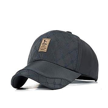 GCCI Ocio Gorra de béisbol Diseño de moda Hombres Gorra de tela ...