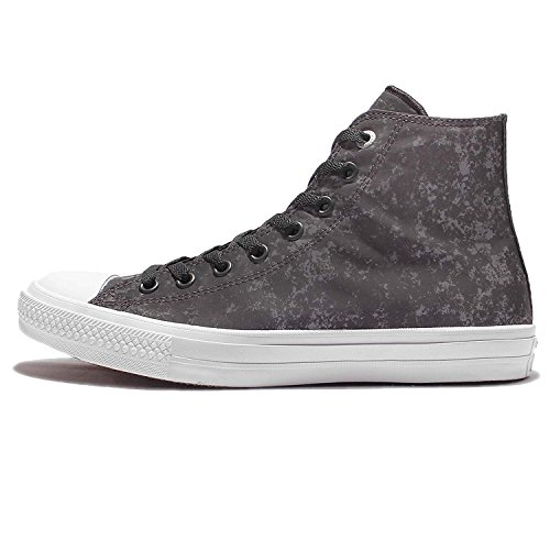 Black Almost Unisex Pure Taylor White Shoe II All Silver Hi Casual Star Chuck Converse Czxq6wvdq