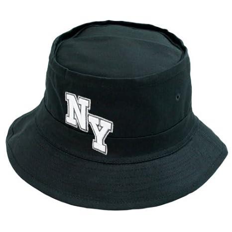 scarpe da corsa nuovo prodotto foto ufficiali L/XL cappello nero DECKICAPS Abbigliamento Uomo NEW YORK Fisher ...