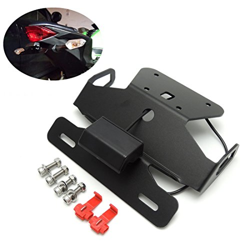 Ninja 300 Fender Eliminator Kit Tail Tidy for Kawasaki Ninja 250 Ninja300 2013 2014 2015 2016