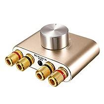 ELEGIANT Bluetooth 2チャンネル パワーアンプ ステレオ スピーカ...