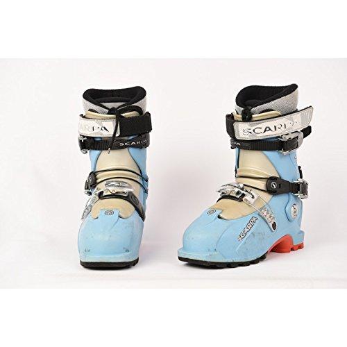 Schuh Langlaufhose Wandern Scarpa Vanity blau