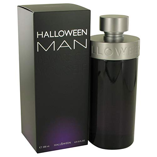Halloween Man Beware of Yourself by Jésús Dél Pózó for Men Eau De Toilette Spray 6.8 -