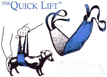 Aspen Harness - Pet Supplies Soft Quick Lift Large