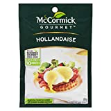 McCormick Gourmet, Premium Quality, Dry Sauce Mix, Hollandaise, 56g