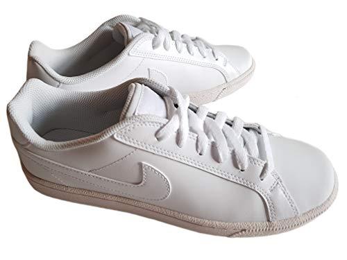 Pour Baskets Femmes Court Wmns Nike Majestic 118 White Grey vpRIxq