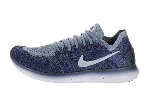 Ocean Nike Cirrus Traillaufschuhe 2017 EU Fog Rn Free Blue 38 Flyknit Herren TfqAT1
