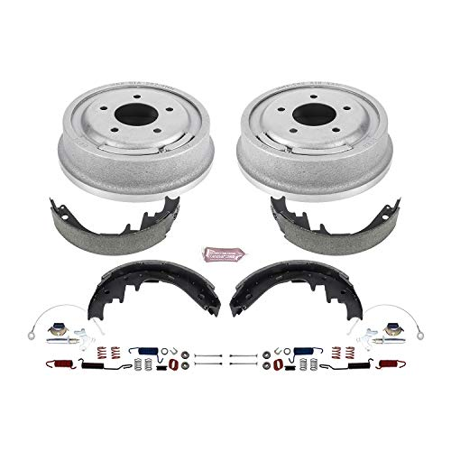 Power Stop Rear KOE15312DK Daily Driver Drum and Shoe Kits
