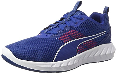 Puma Herren Ignite Ultimate 2 Laufschuhe Blau (true blue-bright plasma 01)