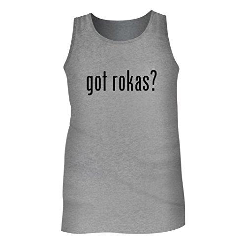 Tracy Gifts Got rokas? - Men's Adult Tank Top, Heather, - Gifts Roka