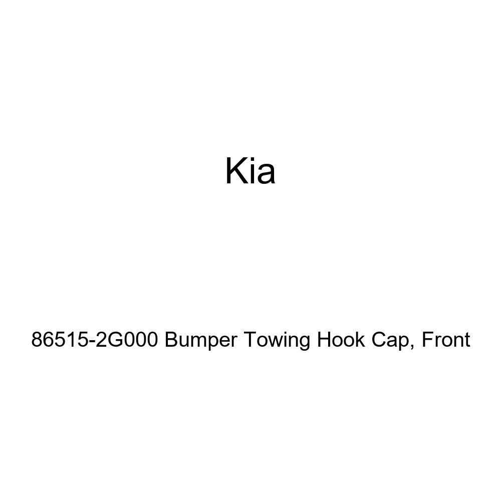 Kia Genuine 86515-2G000 Bumper Towing Hook Cap Front