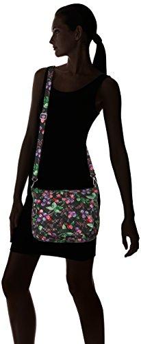 Signature Berry Cotton Winter Bag Shoulder Vera Bradley Carson xWwIqxg0