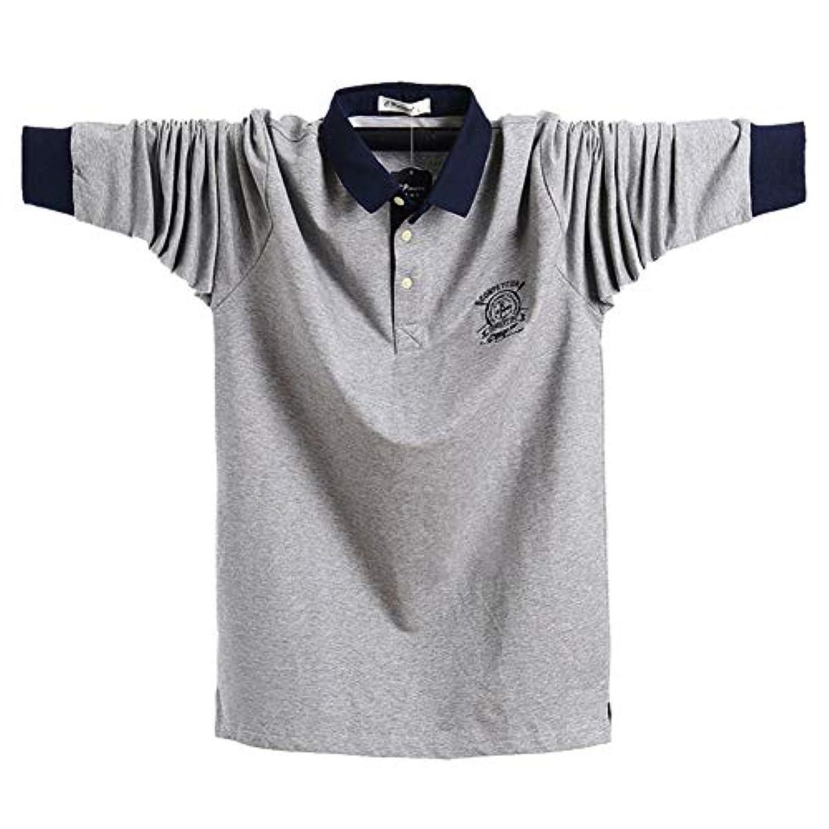 [해외] LWIT 폴로 셔츠 긴 소매 맨즈 큰 사이즈 골프 폴로 셔츠 긴 소매 골프 셔츠 골프 웨어 POLO셔츠 T셔츠 추동춘 통기성 박수흡 한작업복 패션 맨즈 스포츠 다색선택 L-6XL 5150