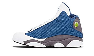 pretty nice 4d203 b9c05 ... canada nike air jordan 13 xiii retro flint mens 414571 401 9 french  blue university blue
