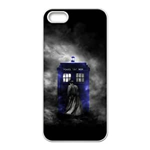 doctor who facebook cover Phone Case for iPhone 5S Case