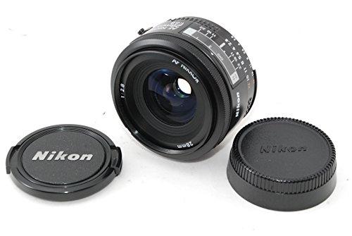 Nikon ニコン AF NIKKOR 28mm F2 8