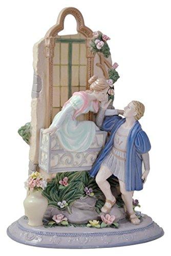 StealStreet SS-CG-96690, 11.5 Inch William Shakespeare's Romeo and Juliet Scene Statue Figurine (Romeo And Juliet Best Scenes)