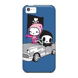 Premium Phone Case For Iphone 5c/ Tokidoki Tpu Case Cover