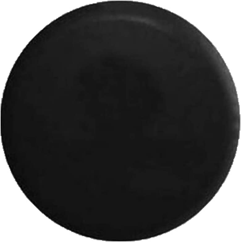 17Inch Universal PVC Spare Tire Wheel Cover Waterproof Dustproof Protector-Plain Black Comily Plus 17for Diameter 31.6-32.8