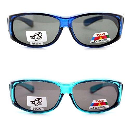 Quicksilver 7 Glasses Frames : Polarized Lenses Fit Over Wear Over Sunglasses for Men ...