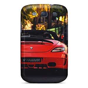 Cute Tpu Lucklystar Mercedes In Monte Carlo Case Cover For Galaxy S3