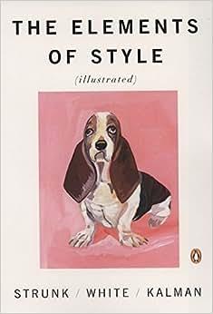 The Elements of Style - Livros na Amazon Brasil- 8601400937754