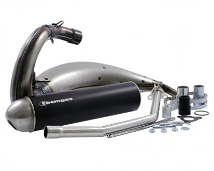 Tecnigas, E-nox steel exhaust pipe for Peugeot