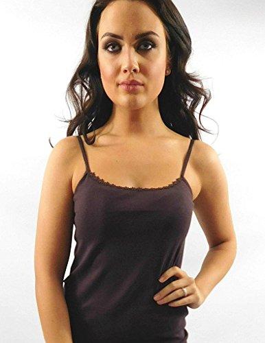 Mount Cherry - Camiseta sin mangas - para mujer marrón