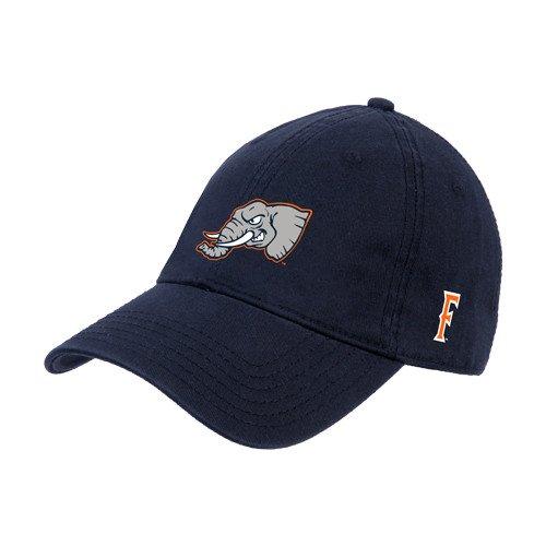 財政多年生狂乱Cal State Fullerton Navy Twill Unstructured Low Profile帽子'代替ヘッド'