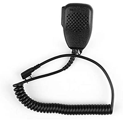 K-SM700 Handheld Speaker Microphone for HYT BaoFeng UV5RA UV-82 UV-82L 888S