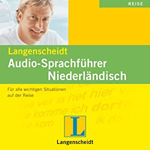 Langenscheidt Audio-Sprachführer Niederländisch Hörbuch