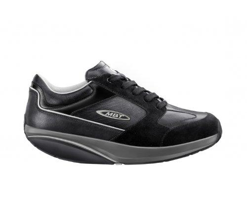 MBT Women's Shoes Trekking Shoes Moja Lux black 400263-58, halbschuhe & ballerina damen / 45333:40 1/3