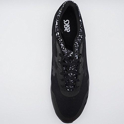 Asics Tiger Gel-Lyte Evo Unisex Sneaker Schwarz Übergrößen