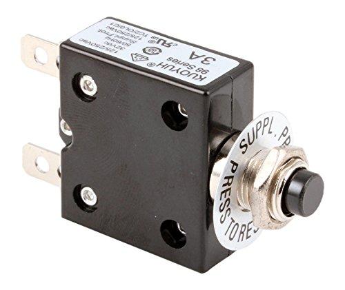 Globe M038 Motor Reset Switch