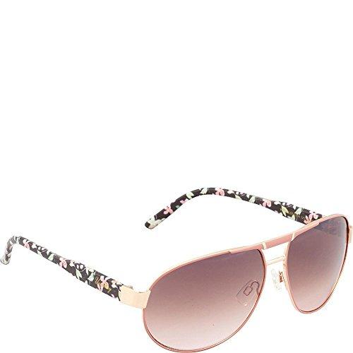 union-bay-womens-u536-rgdf-aviator-sunglasses-rose-floral-62-mm