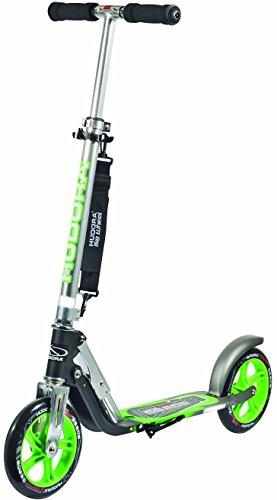 HUDORA Big Wheel GS 205, schwarz/grün, 880 x 350 x 1035 mm