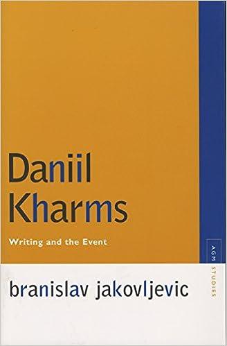 daniil kharms books