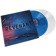 Ryuichi Sakamoto & Alva Noto: The Revenant Soundtrack (Colored Vinyl) Vinyl 2LP
