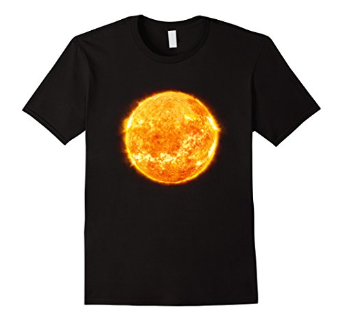 Hilarious Costumes For Couples (Mens Costume For Couples Sun Moon Eclipse Funny Lazy T-shirt XL Black)