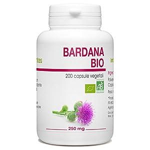 Bardana Bio - Arctium lappa - 250mg - 200 capsule vegetali 6 spesavip