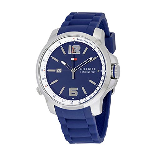 Tommy-Hilfiger-Mens-1791220-Cool-Sport-Analog-Display-Japanese-Quartz-Blue-Watch