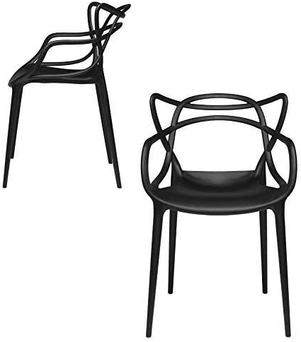 Set of 2 Modern Dining Chair
