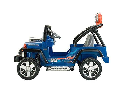 power wheels hot wheels jeep wrangler new ebay. Black Bedroom Furniture Sets. Home Design Ideas